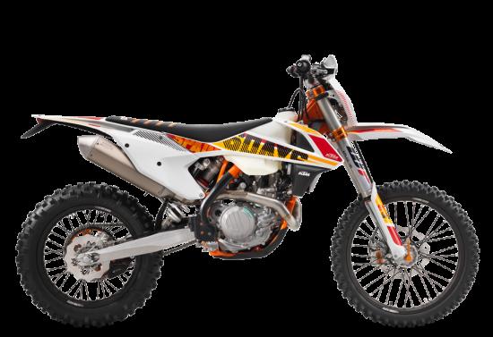 KTM 450 EXC-F 6 Days 2017