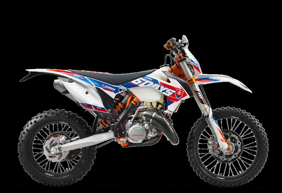 KTM 250 EXC 6 Days 2016