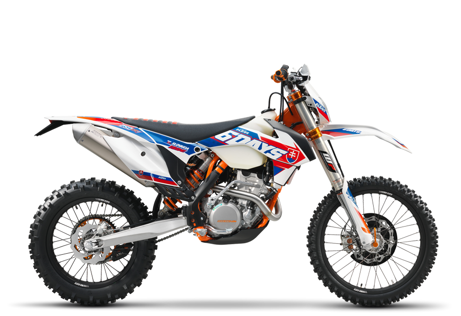 KTM 250 EXC-F 6 Days 2016