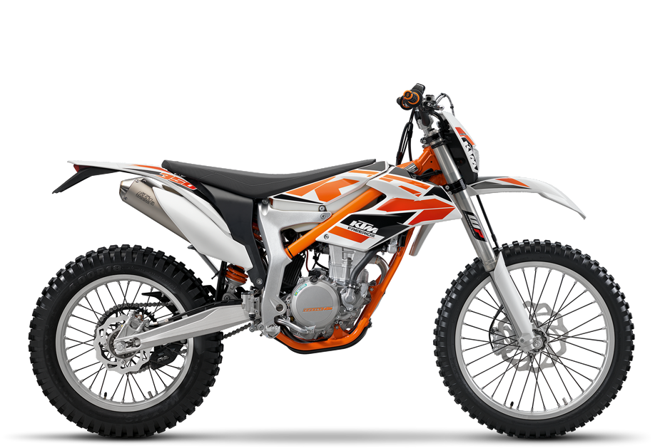 KTM Freeride 350 2016