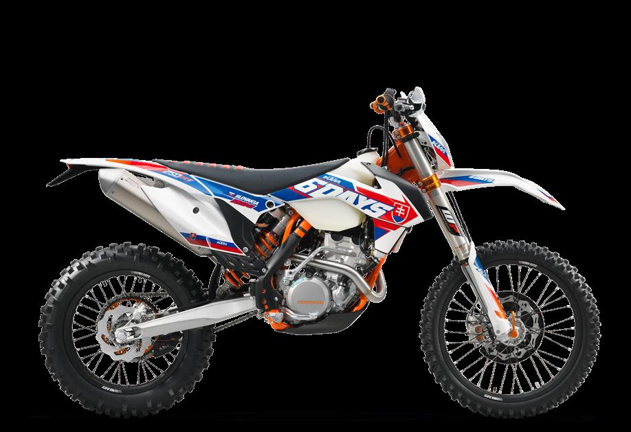 KTM 500 EXC 6 Days 2016