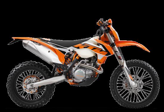 KTM 450 EXC 2016