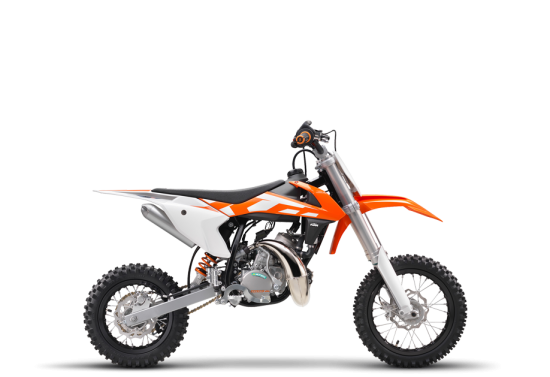 KTM 50 SX 2016