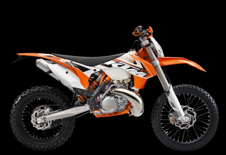 KTM 300 EXC 2016