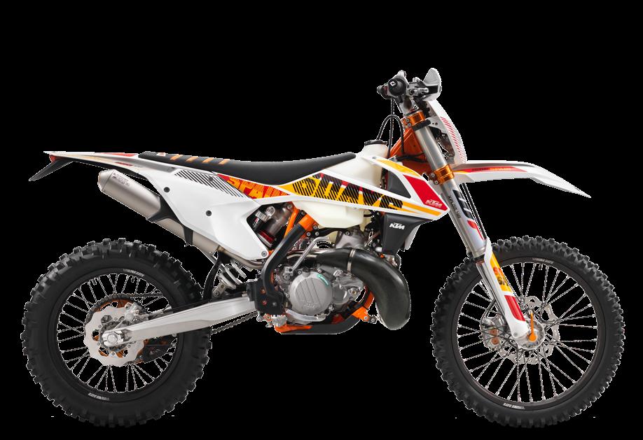 KTM 250 EXC 6 Days 2017