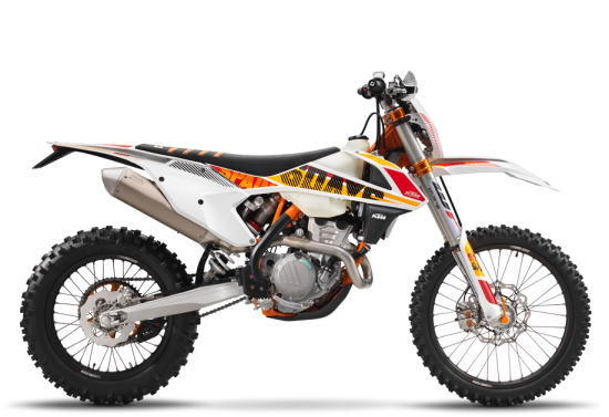 KTM 250 EXC-F 6 Days 2017