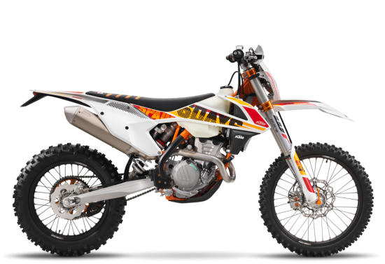 KTM 350 EXC-F 6 DAYS 2017