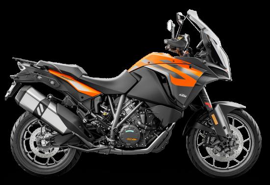 KTM 1290 Super Adventure S 2020