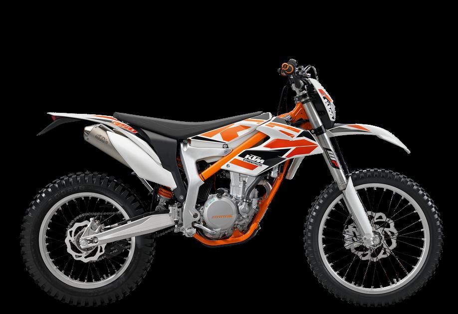 KTM Freeride 350 2017