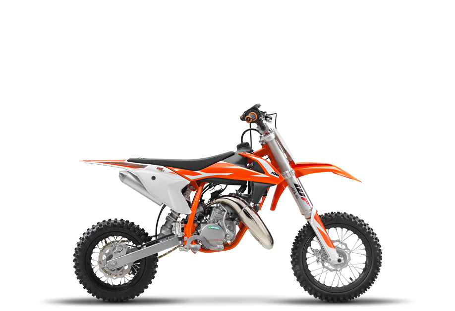 KTM 50 SX 2018