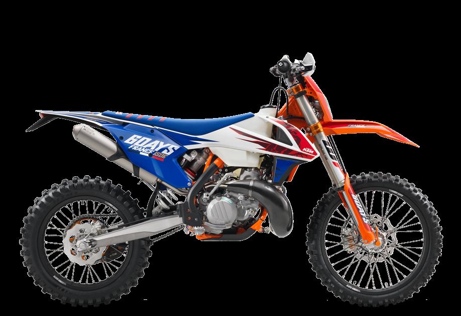 KTM 250 EXC TPI 6 Days 2018