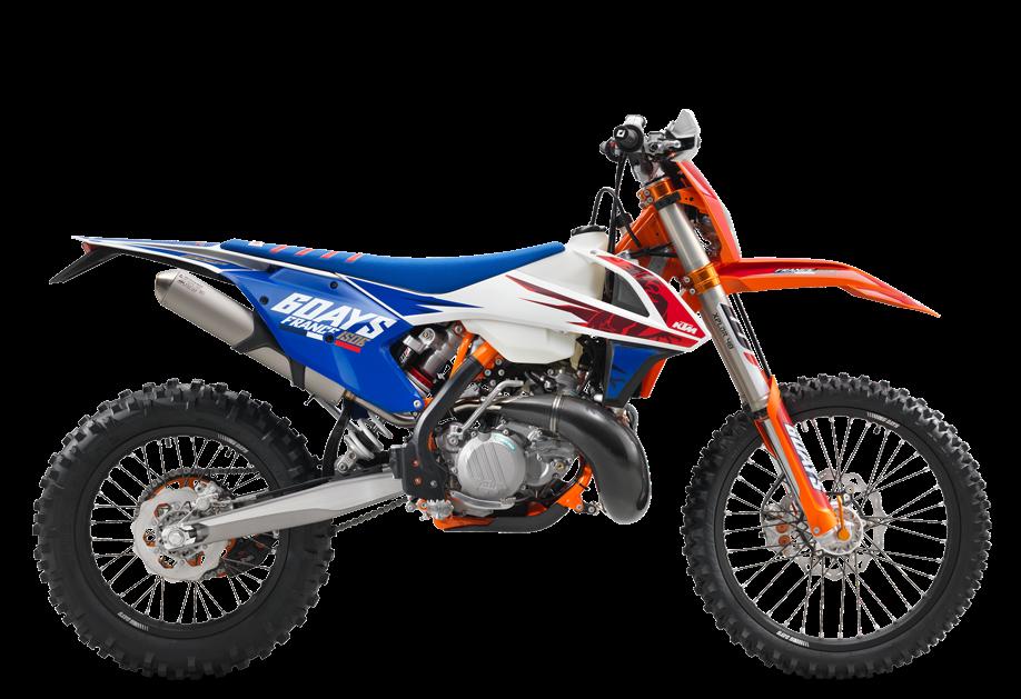 KTM 300 EXC TPI 6 Days 2018