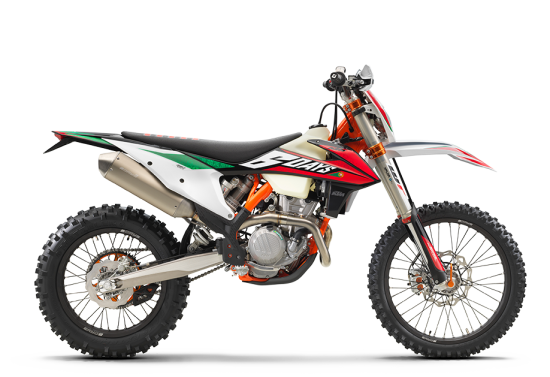 KTM 350 EXC-F Six DAYS 2020
