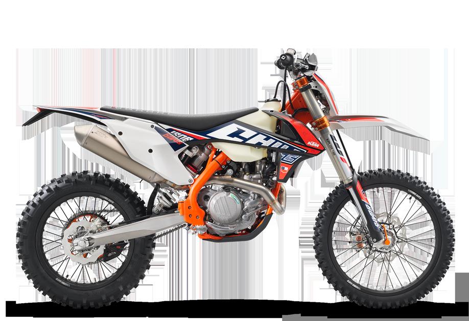 KTM 450 EXC-F 6 Days 2019