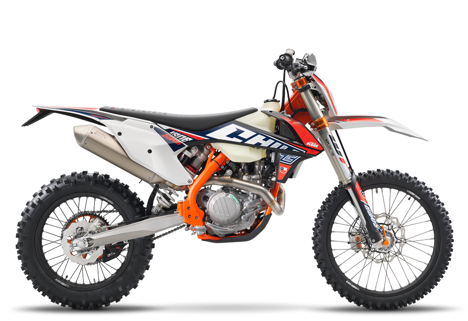 KTM 500 EXC-F 6 Days 2019