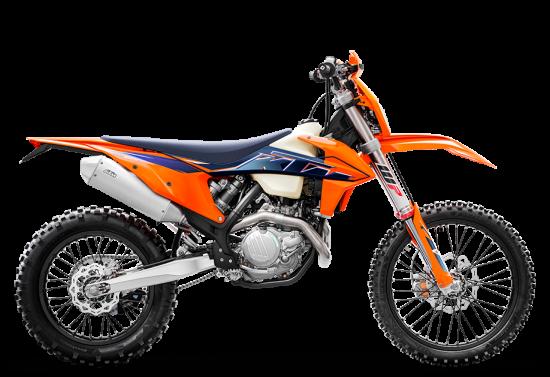 KTM 500 EXC-F 2022